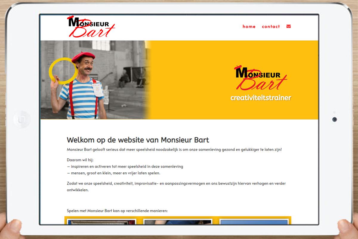 MonsieurBart web