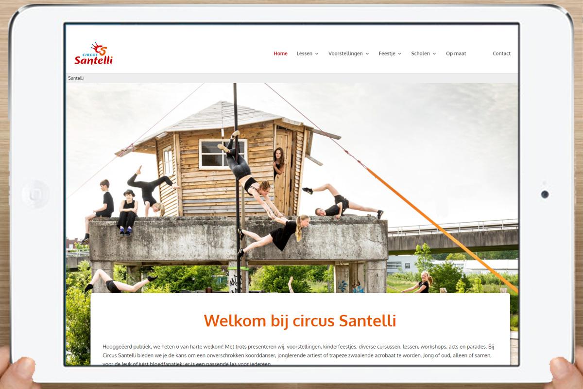 Santelli web