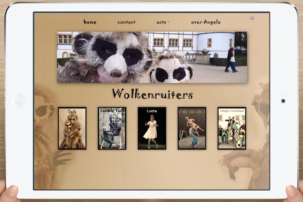 Wolkenruiters web